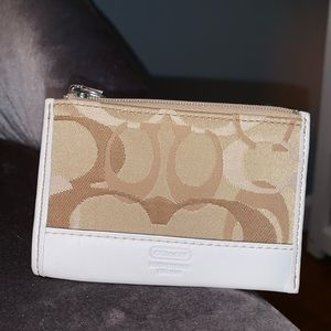 Coach Wallet/Card Holder